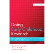 Doing Early Childhood Research by Mac Naughton, Glenda; Rolfe, Sharne; Siraj-Blatchford, Iram, 9780335242627