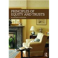 Principles of Equity and Trusts by Hudson; Alastair, 9781138122628