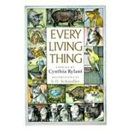 Every Living Thing 9780689712630N