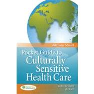 Pocket Guide to Culturally Sensitive Health Care by Stuart, Barbara, 9780803622630