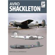 Avro Shackleton by Derry, Martin; Robinson, Neil, 9781473862630