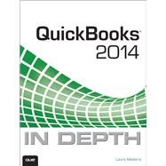 QuickBooks 2014 In Depth by Madeira, Laura, 9780789752635