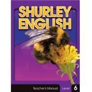 Shurley English Student Workbook, Level 6 by Brenda Shurley, 9781585612635