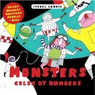 Monsters Color by Numbers 9781911242635N