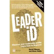 Leader iD Here's your personalised plan to discover your leadership profile - and how to improve by Pilbeam, David; Wallis, Glenn, 9781292232638