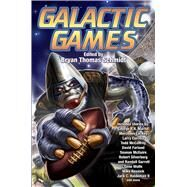 Galactic Games by Schmidt, Bryan Thomas, 9781481482639
