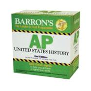 Barron's AP United States History by Bergman, Michael R.; Preis, Kevin, 9780764162640