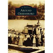 Around Greensboro by Buday-murray, Michele, 9781467122641