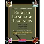 Literacy Instruction for English Language Learners by Cloud, Nancy, 9780325022642