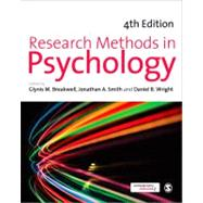Research Methods in Psychology by Glynis M Breakwell, 9780857022646