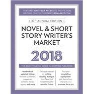 Novel & Short Story Writer's Market 2018 by Randall, Rachel, 9781440352652