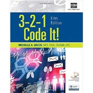 Bundle: 3,2,1 Code It! (with Cengage EncoderPro.com Demo Printed Access Card), 5th + General MindLink for MindTap® Health Science Printed Access Card by Green, 9781305702653