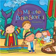 5 Minute Bible Stories by Dhanya M., 9781486702657