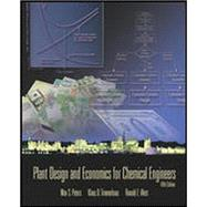 Plant Design and Economics for Chemical Engineers by Peters, Max; Timmerhaus, Klaus; West, Ronald, 9780072392661