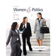 Women and Politics The Pursuit of Equality by Ford, Lynne E., 9780495802662