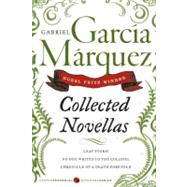 Collected Novellas by Garcia Marquez, Gabriel, 9780060932664