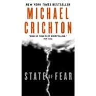 State Fear by Crichton Michael, 9780061782664