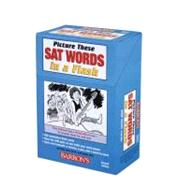 Barron's Picture These SAT Words in a Flash by Geer, Philip, 9780764162664