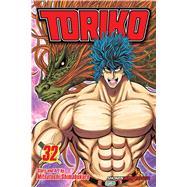 Toriko, Vol. 32 Vs. Heracles by Shimabukuro, Mitsutoshi, 9781421582665
