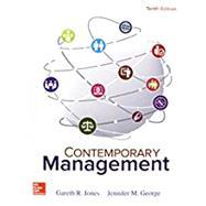 Contemporary Management by Jones, Gareth; George, Jennifer, 9781259732669