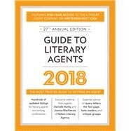 Guide to Literary Agents 2018 by Freese, Cris, 9781440352669