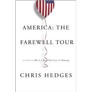 America by Hedges, Chris, 9781501152672