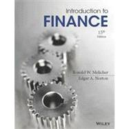 Introduction to Finance: Markets, Investments, and Financial Management by Melicher, 9781118492673