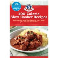 400 Calorie Slow Cooker Recipes by Unknown, 9781620932674