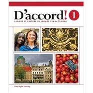 D'accord Level 1 Student Edition + Supersite + VText + e-cahier by Vista Higher Learning, 9781626802674