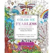 Portable Color Me Fearless by Mucklow, Lacy; Porter, Angela, 9781631062674