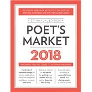 Poet's Market 2018 by Brewer, Robert Lee, 9781440352676