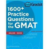 Grockit 1600+ Practice Questions for the Gmat by Grockit, 9781506202679