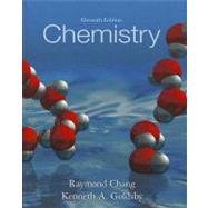Chemistry by Chang, Raymond; Goldsby, Kenneth, 9780073402680