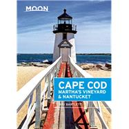Moon Cape Cod, Martha's Vineyard & Nantucket by Bartlett, Ray, 9781631212680