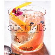 Cocktails by Williams Sonoma Test Kitchen, 9781681882680