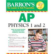 Barron's AP Physics 1 and 2 by Rideout, Kenneth; Wolf, Jonathan S., 9781438002682