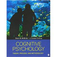 Cognitive Psychology by Mcbride, Dawn M.; Cutting, J. Cooper, 9781506302683
