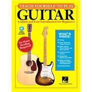 Teach Yourself to Play Guitar by Brewster, David M., 9781423442684