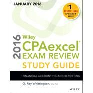 Wiley CPAexcel Exam Review, January 2016 by Whittington, O. Ray, Ph.D., 9781119122685