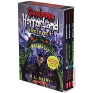 Goosebumps HorrorLand Boxed Set #1-4 by Stine, R.L., 9780545132688