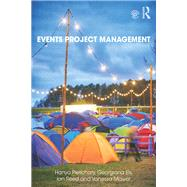 Events Project Management by Pielichaty; Hanya, 9781138832688