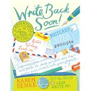 Write Back Soon! by BENKE, KAREN, 9781611802689