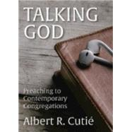 Talking God by Cuti�, Albert R., 9780819232694