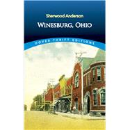 Winesburg, Ohio by Anderson, Sherwood, 9780486282695