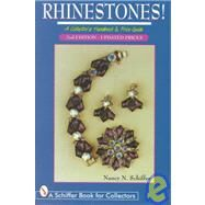 Rhinestones!: A Collector's Handbook & Price Guide by Schiffer, Nancy N., 9780764302695
