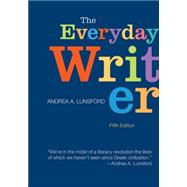 The Everyday Writer by Lunsford, Andrea A., 9781457612695