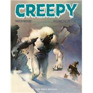 Creepy Archives 18 by Boudreau, Gerry; Brancatelli, Joe; Cuti, Nicola; DuBay, Bill; Duranona, Leo, 9781616552695
