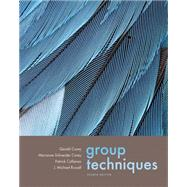 Group Techniques by Corey, Gerald; Corey, Marianne Schneider; Callanan, Patrick; Russell, J. Michael, 9780534612696