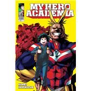 My Hero Academia, Vol. 1 by Horikoshi, Kohei, 9781421582696