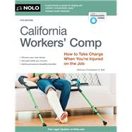 California Workers' Comp by Ball, Christopher, 9781413322699